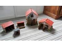 Toys farm playset