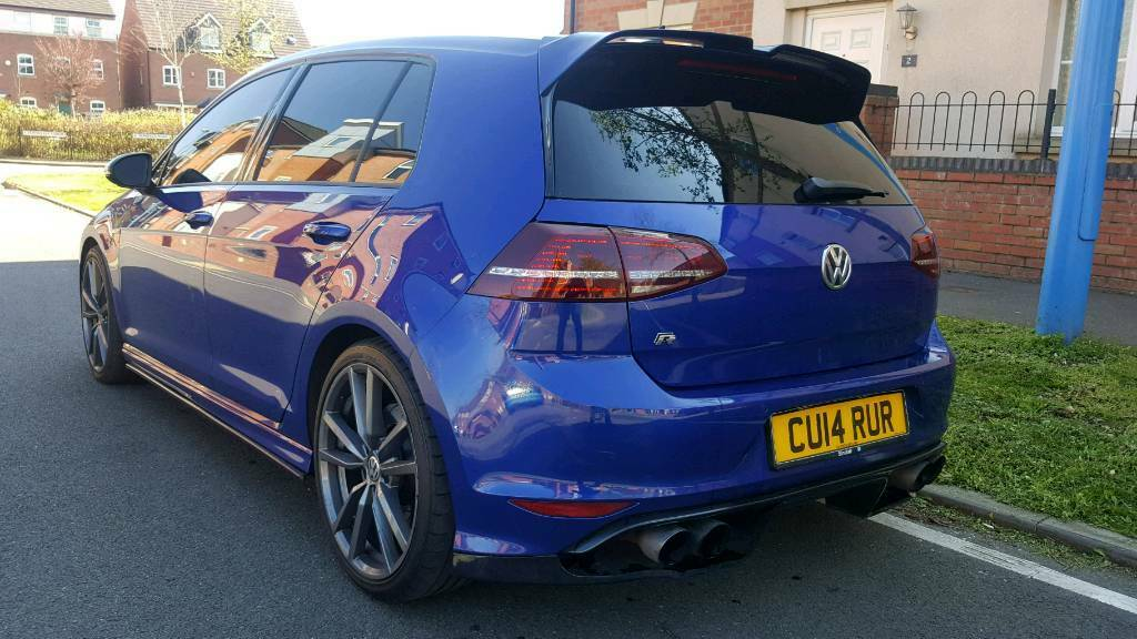Vw Volkswagen Golf R Dsg Hpi Clear 2 Keys Loaded 360bhp Not S3 A45 Rs | in  Sandwell, West Midlands | Gumtree