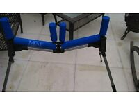 Map Double Flat V Roller
