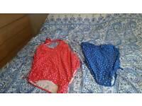 Maternity swimming costumes size 14 & 16