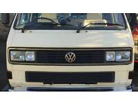 VW T25 / T3 square headlight set