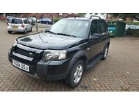 LEFT HAND DRIVE AUTOMATIC FREELANDER TD4 IN SOUTH EAST LONDON