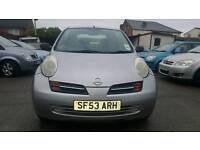 Nissan Micra E 2004 Low Mileage Cheap