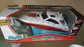 Remote boat