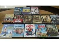 DVD bundle excellent condition (some new)
