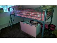 Mid sleeper bed frame.. great condition