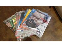 Full collection of Geographical mag. from '99 - '13 (+/- 160) many unopened - worth up to £4.50 each
