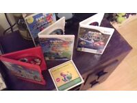 Wii mario games