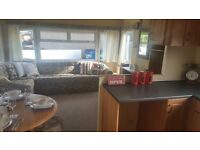 MANAGER SPECIAL Static Caravan for Sale in Morecambe, Lancashire. HALF PRICE SITE FEES!!!