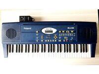 Roland EM-10 , 61-Key Creative Keyboard Arranger Piano. 226 Tones and 9 Drum Sets / DGX , PSR , NP.