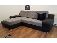 Delivery 1-10 days Brand New BOSTOON Corner Sofa Bed Sofa Corner Sleep Function and Storage