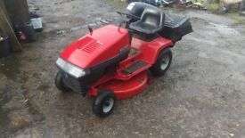 Snapper ride on tractor mower lawnmower