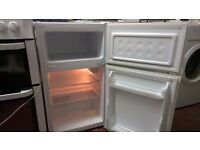 Under the Counter Fridge with small Freezer 47cm wide for sale