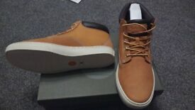 Timberland Men's Adventure 2.0 Cupsole Chukka Boots - Wheat Nubuck - size 10 UK NEW UNUSED