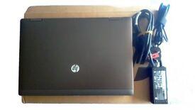 New Condition HP Probook Laptop Core i3 2.4GHZ, 4GB RAM, 300GB Storage, Win 10, DVDRW, WiFi, 14 inch