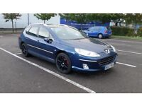 Peugeot 407SW 2.0 HDI automat 2007,148 000,Mot 2/2018,only two owners