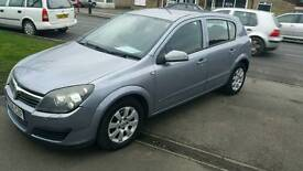 2006 Vauxhall Astra 1.7 CDTI Club with 11 month MOT, FSH and only two previous owners