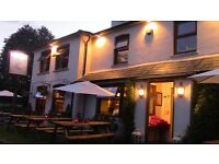 Sous Chef/ Assistant Cook for quality country food pub near Newbury and Wantage
