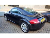 AUDI TT QUATTRO 225 BHP VERY GOOD CONDITION LOW MILEAGE 95000 DRIVE PERFECT 1 YEAR MOT