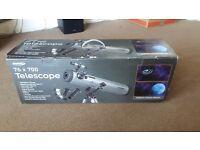 Brand new Zennox Telescope 76x700