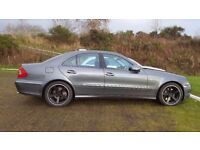Immaculate Mercedes E280 CDI Sport 7 Speed Auto FSH.