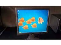 DELL monitor 15' with USB hub - CHEAP