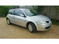 Renault Megane 1.5 5 speed £30 tax new Cambelt and service