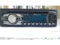 Pioneer DEH-3400UB CD USB Iphone Car Stereo