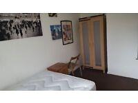 *Swiss Cottage* Zone 2, lovely Double Room, friendly flatshare, free Wifi (18F)