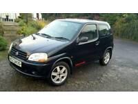 2002 Suzuki Ignis Sport,