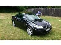 2007. 88000miles. Renault Megane. New MOT. Service history. New Timing Belt at 70285.