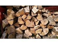 hard wood logs free delivery