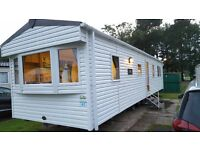 3 Bedroom Deluxe Caravan - Tower Lawn - Haggerston Castle