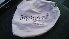 Lay z Spa Vegas Leatherette Lid Cover