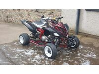 RAPTOR 700R road legal limited edition 58 plate supermoted