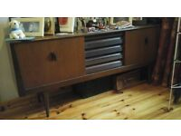 1960's original teak sideboard for sale