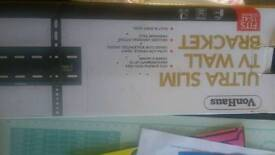 Wall bracket small TV