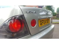Lexus IS200 Beautiful and Reliable