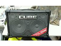Roland cube street ex mint condition