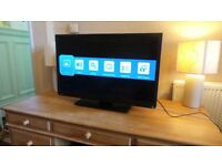 "TOSHIBA 32"" LED TV CAN DELIVER"