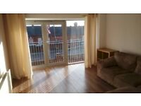 Luminous large apartment in secured residence, 2 bedrooms, facing south, on Lisburn Road