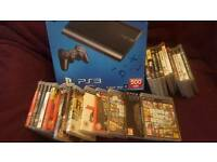 Playstation 3 with 25 games and one controller! - BARGAIN!