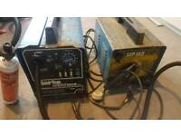 Stick welder and mig welder