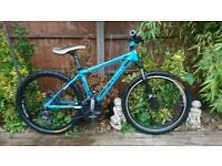 Treck mountain bike