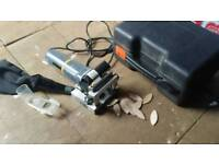 Biscuit jointer used once