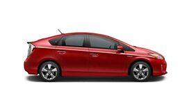 TOYOTA PRIUS TSPRIT PCO UBER READY for Hire/Rent