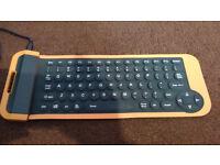 Foldable Flexible keyboard USB