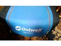 Vermont outwell tent for 6 people