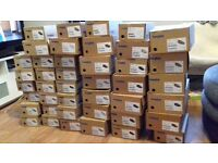 43 pairs of cosyfeet shoes