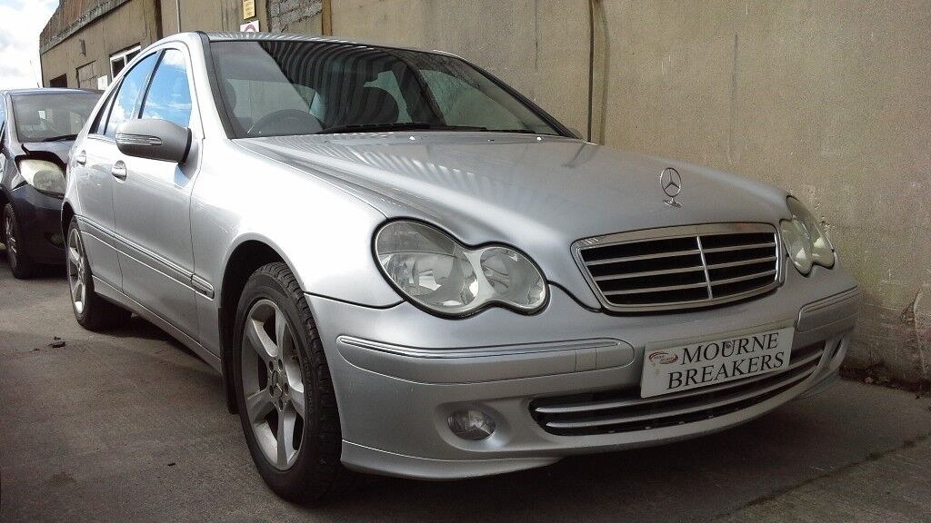 **FOR BREAKING** 2006 Mercedes C200 Cdi